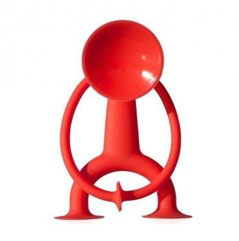 Развивающая игрушка Moluk, OOGI, взрослый, красный, 13 см