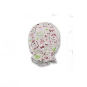Рукавички-царапки Бетис Бебі, Малюнок, розовые