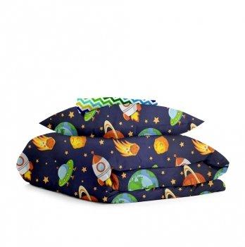 Комплект постельного белья Cosas Космос 3 предмета