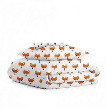 Комплект постельного белья Cosas Лис Лапки 3 предмета