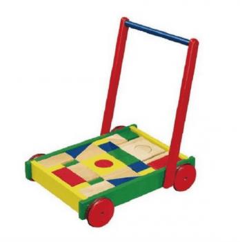 Ходунки-каталка Viga Toys,
