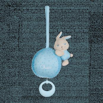 Игрушка Chicco на кроватку Кролик