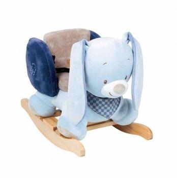 Кресло-качалка Nattou, кролик Бибу