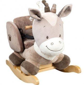 Кресло-качалка Nattou, лошадка Ноа