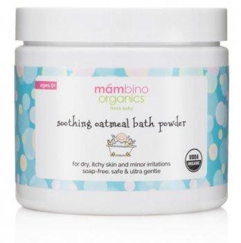 Успокаивающея смесь для купания малышей TM Mambino Organics 170 г