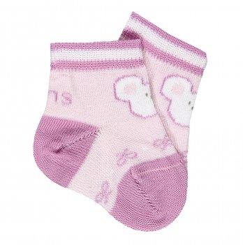 Носки с мышкой сиреневые, Brums Italy