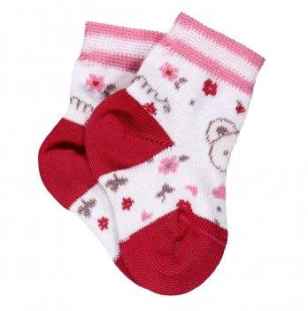 Носки с мышкой, Brums Italy розовые