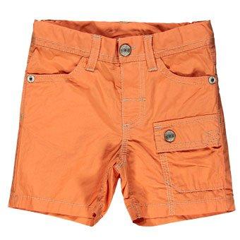 Шорты для мальчика BRUMS, оранжевые