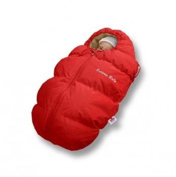 Пуховый конверт зима Baby Born Ontario Baby ART-0000227 красный