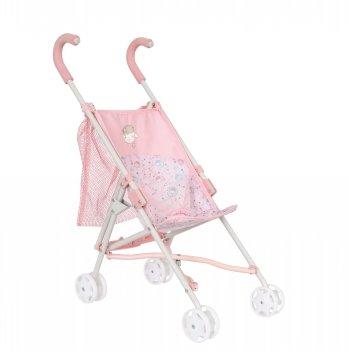 Коляска для куклы Zapf Creation прогулочная BABY ANNABELL Чудесная прогулка (складная, с сумкой)