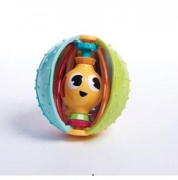 Игрушка-погремушка Tiny Love мяч Радуга на поляне 1117400458