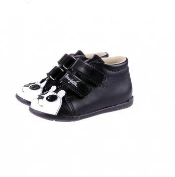 Ботинки Коала кожаные демисезонные Mrugala черные
