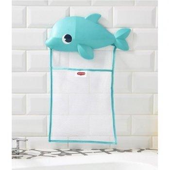 Органайзер для ванны Tiny Love Дельфин 1650100458