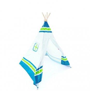 Детская игровая палатка Вигвам синяя HAPE