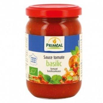 Органический томатный соус с базиликом Еuro-nat, 200 г