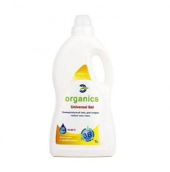 Гель для стирки универсальный Universal Gel Organics 1 л