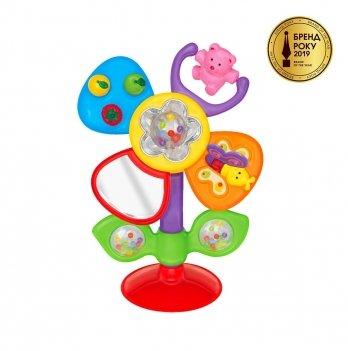 Игрушка на присоске Цветик Kiddieland 054924