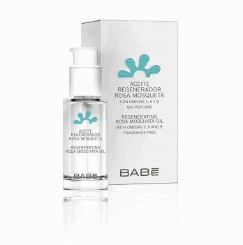 Регенерирующее масло Babe Laboratorios Роза Москета 15 мл