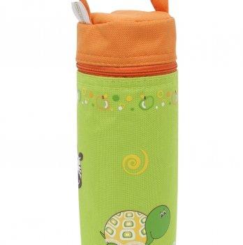 Контейнер для бутылочки, BABY TEAM, (УНИВЕРСАЛЬНЫЙ) в ассорт.