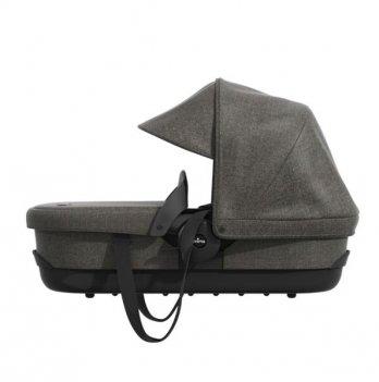 Люлька для коляски Mima Zigi Carrycot Серый 70313 A301201-01