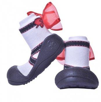 Обувь для первых шагов Ballet Attipas черный