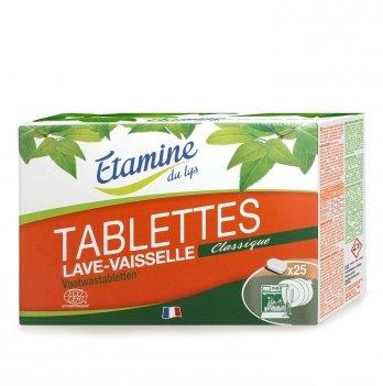 Таблетки для посудомоечной машины Etamine du Lys, 25 шт