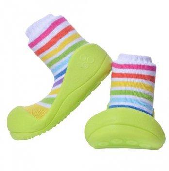 Обувь для первых шагов RаinBow Attipas зеленый