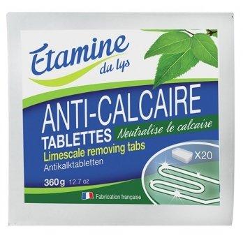Таблетки для нейтрализации накипи Etamine du Lys, 300 гр