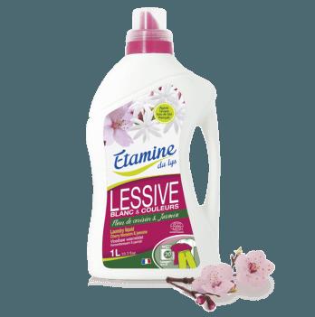 Жидкий стиральный порошок Etamine du Lys Цветок вишни и жасмин, 1 л