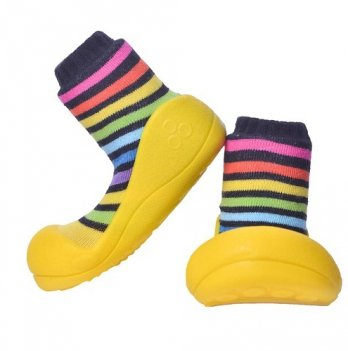 Обувь для первых шагов RаinBow Attipas желтый