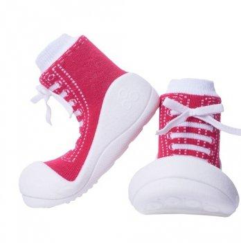 Обувь для первых шагов Sneakers Attipas красный