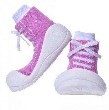 Обувь для первых шагов Sneakers Attipas пурпурный