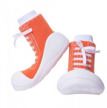 Обувь для первых шагов Sneakers Attipas оранжевый