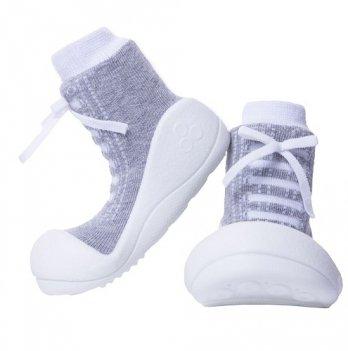 Обувь для первых шагов Sneakers Attipas серый