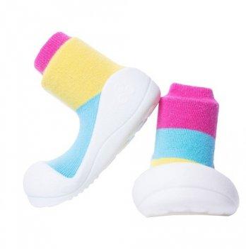 Обувь для первых шагов Together Attipas розовый