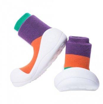 Обувь для первых шагов Together Attipas пурпурный