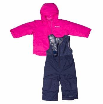 Зимний комплект для девочки Columbia Buga 1562211-695 4-8 лет