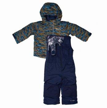 Зимний комплект для мальчика Columbia Buga 1562211-708 4-8 лет