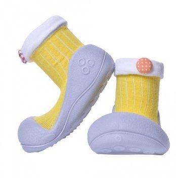 Обувь для первых шагов Lollipop Attipas желтый