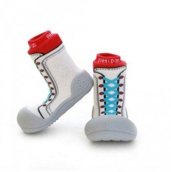 Обувь для первых шагов New Sneakers Attipas красный