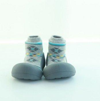 Обувь для первых шагов Nordic Attipas серый