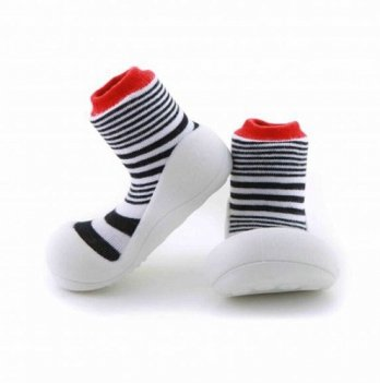 Обувь для первых шагов Urban Attipas красный