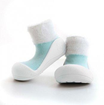 Обувь для первых шагов Macaron Attipas голубой