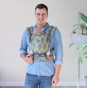 Эрго рюкзак Love & Carry ONE+ Майами