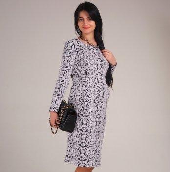 Платье для беременных и кормящих NowaTy Фаворит Серый