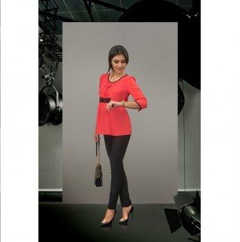 Блуза для беременных Dianora коралловая 1603 0072