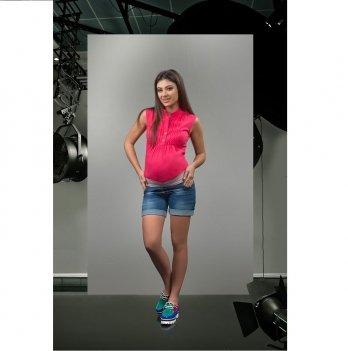 Блуза для беременных и кормящих мам Dianora малиновая 1621 0086