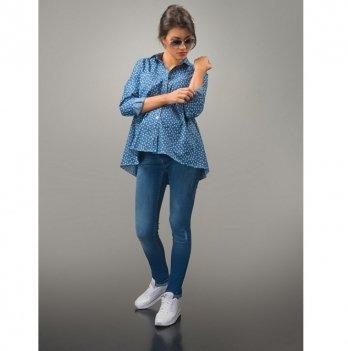 Джинсы для беременных Dianora голубые 1660 0032