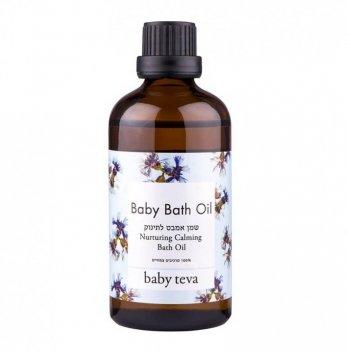 Baby Bath Oil Натуральное масло для купания детей Baby Teva Масло для добавления в ванночку