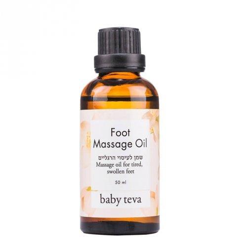 Foot Oil Масло для ног Baby Teva, используемое при судорогах, спазмах в период беременности